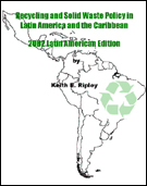 Solid Wastes & Recycling in Latin America & the Caribbean