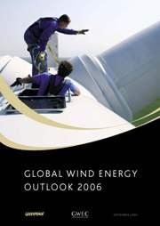 Global Wind Energy Outlook 2006