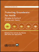 click to go to WHO page on the groundwater report
