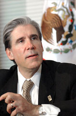 Mexico's Candidate for WHO DG