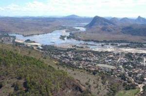 the Rio Doce valley, in need of forest recovery