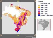 Wind Power Potential of Brazil