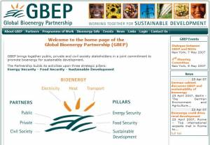 click to go to the GBEP website