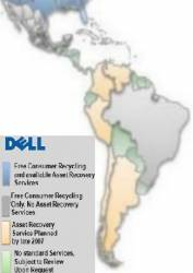 Dell's recycling programs & plans for LAC