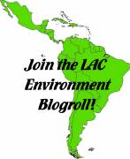 logo of the LAC Environment Blogroll