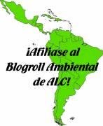 logo del Blogroll Ambiental de ALC