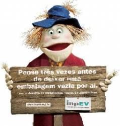 Olimpio, Inpev's spokesman