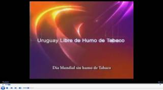 MSP/PAHO video about Uruguay's anti-tobacco program (click image to view in pop-up window)